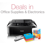 Amazon coupons for everything in the department of Electronics